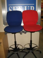 Various Draughtsman Chairs