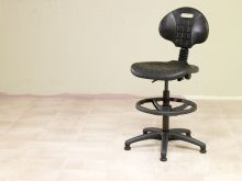 Industrial Polyurethane Seat and Back Draughtsman Chair