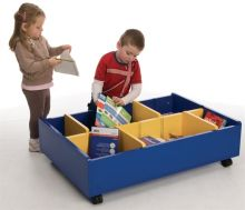 6 Compartment Mobile Kinderbox