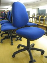 High back Operators chairs