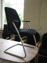 Sitland Team Cantilever Meeting / Reception Chair